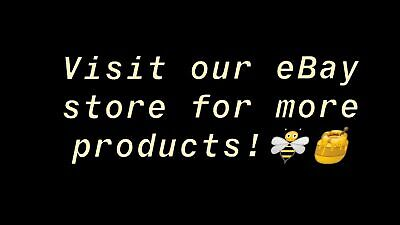 BEE POLLEN PURE RAW CAREFULLY HARVESTED 6oz / 170g. (((VOLUME DISCOUNT))) 6