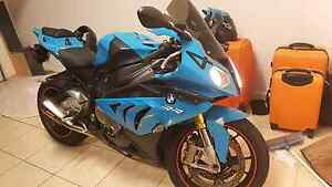 BMW S1000 RR limited edition Surfers Paradise Gold Coast City Preview