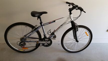 adult bicycle, raleigh with shimano gears Pennant Hills Hornsby Area Preview