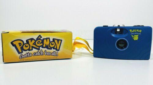 Captain Crunch Pokemon Pocket Cam with Original Box 1999 New Old Stock