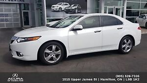 2013 Acura TSX Technology Package Technology