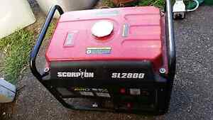 Great condition Scorpion SL2800 St Lucia Brisbane South West Preview