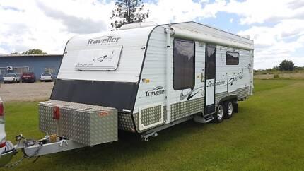 Traveller Sensation Caravan Gympie Gympie Area Preview