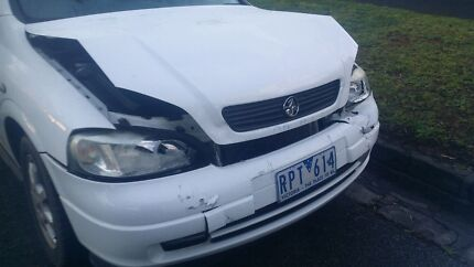 Holden Astra 2002 Equipe - PARTS Malvern East Stonnington Area Preview