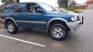 Holden Frontera clean and tidy 4 new tyres Newton Campbelltown Area Preview