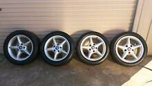 Holden VR/VS Clubsport Wheels and Tyres Leopold Geelong City Preview