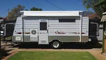 2010 Windsor Rapid RA521 Off road Family van Largs Bay Port Adelaide Area Preview