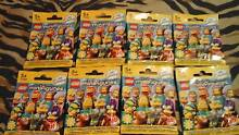 8 x unopened Simpsons Lego mini figure packs brand new Woy Woy Gosford Area Preview