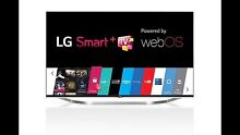 LG 60-inch 200Hz Smart WebOS Full HD LED LCD 3D TV (60LB7500) Gepps Cross Port Adelaide Area Preview