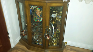 Vintage china cabinet with the lot Liverpool Liverpool Area Preview