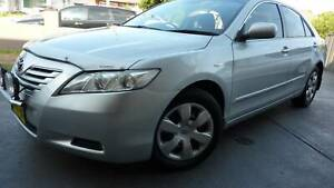 2008 TOYOYA CAMRY AUTOMATIC 4 CYLINDER SERVICE HISTORY Greystanes Parramatta Area Preview