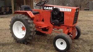 Case ingersoll garden tractor drive motor / axle wanted