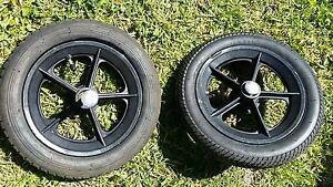 Phil & Teds Parts - Complete back tyres Ocean Reef Joondalup Area Preview