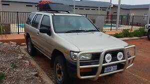 1998 Nissan Pathfinder Wagon Derby West Kimberley Preview