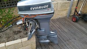 Evinrude 60 Bertram Kwinana Area Preview
