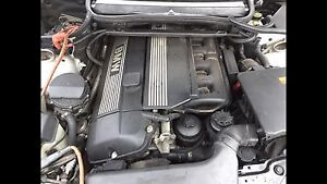BMW 325xi full part out - engine