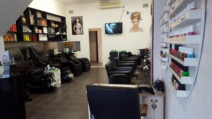 HAIR NAIL AND BEAUTY SALON FOR SALE Williamstown Hobsons Bay Area Preview