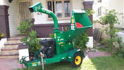 Wood Chipper Hire Sydney Wide RedRoo Commercial  Sydney City Inner Sydney Preview