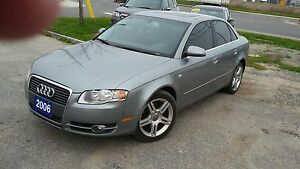2006 Audi A4 certified etested