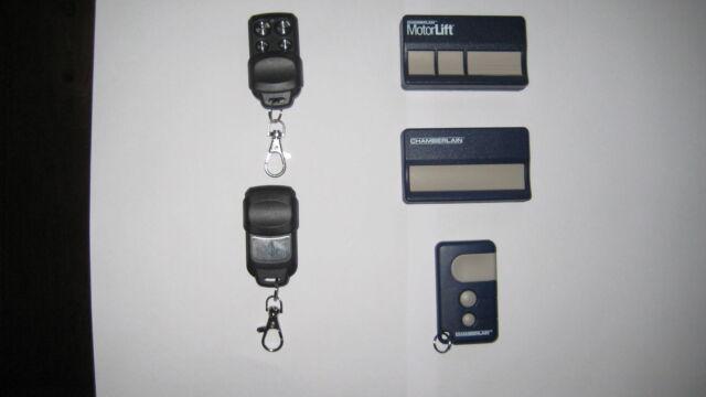 Motorlift 84335EML, Liftmaster Chamberlain 94335E Handsender Compatible Version