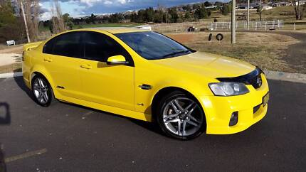SPOTTO!! 2011 Holden SS V8 Commodore Sedan Auto