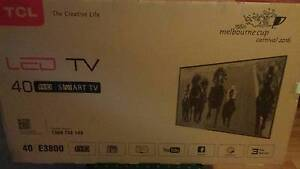 """TCL 40"""" LCD LED Smart TV, Brand New, Unopened Box Beeliar Cockburn Area Preview"""