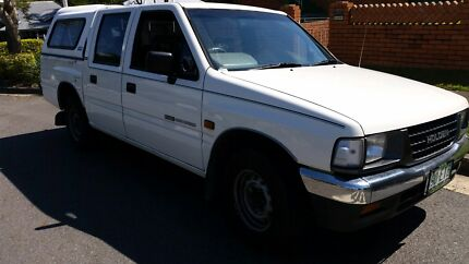 95 Holden Rodeo DLX Duel Cab 186km in Automatic top condition. East Brisbane Brisbane South East Preview