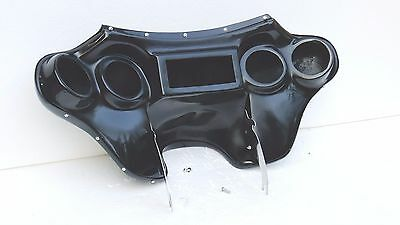 Harley batwing fairing Softail Heritage Fatboy Deluxe fairing 4 speaker
