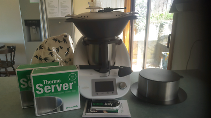 Thermomix TM5 plus more