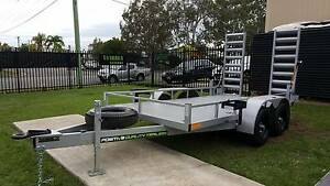 christmas Special 4.5t Plant trailer 14ft long. Clontarf Redcliffe Area Preview