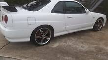 1998 R34 GT Nissan Skyline Coupe Manual Keilor East Moonee Valley Preview