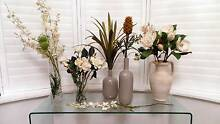 Assortment of quality artificial flowers from $5- 8 a bunch Balaclava Port Phillip Preview