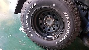 Rc colorado wheels and tyres Redland Bay Redland Area Preview