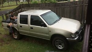 1998 Holden Rodeo dual can 4x4 Wondai South Burnett Area Preview