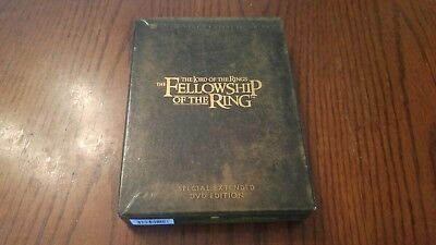 Fellowship Series - The Lord of the Rings - The Fellowship of the Ring New Line Platinum Series DVD
