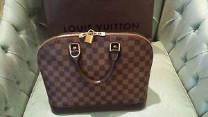 Authentic louis vuitton alma pm West Island Greater Montréal image 1