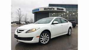 2011 Mazda Mazda6 GS-M GS ALLOY RIMS, CRUISE, POWER WINDOWS/MIRR