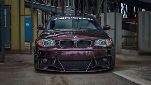 2008 BMW 135I M sport (Twin turbo)