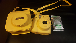 instax mini 8 polaroid camera (yellow) Palm Beach Pittwater Area Preview
