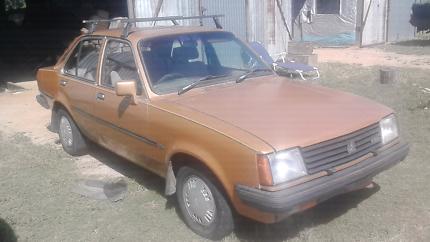 Wanted: 1984 old school Holden Gemini SL