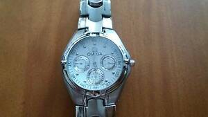 Omega unisex watch new looks great unwanted gift Craigmore Playford Area Preview
