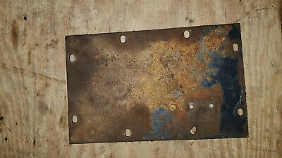 Bobcat 853 Chain Case Cover Front Brake Pedal 6578505