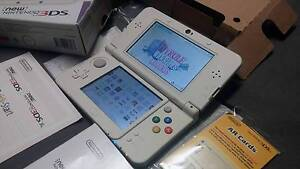NEW NINTENDO 3DS+64GB+83 GAMES INSTALLED+BRAND NEW Keilor Downs Brimbank Area Preview