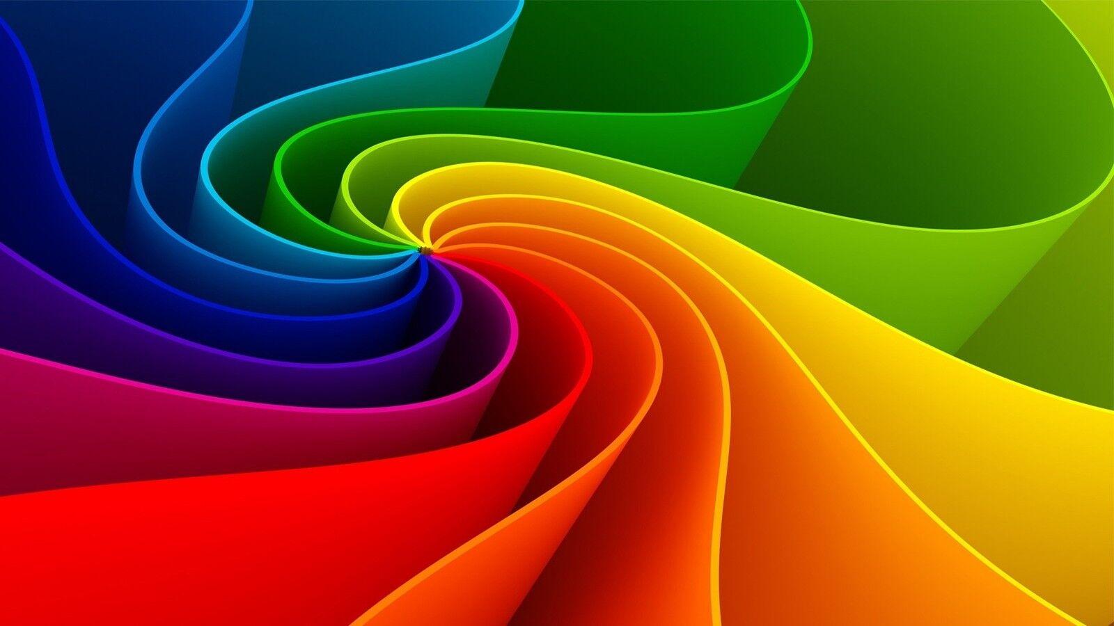 Rainbow of Random
