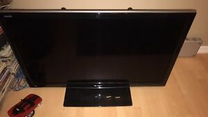 45 inch tv with mount stand