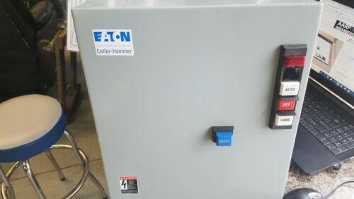 Cutler-Hammer / Eaton Motor Control Starter Cat# ECN0701EJA