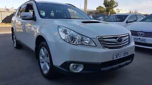 2010 Subaru Outback Wagon TURBO DIESEL Williamstown North Hobsons Bay Area Preview
