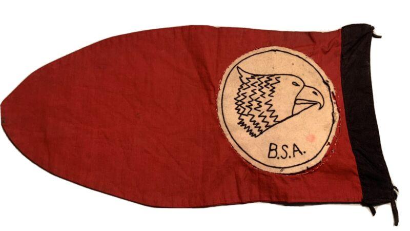 Boy Scout Patrol Flag Eagle 1920s-30s (C2-9)