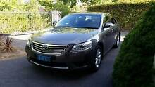 2010 Toyota Aurion Sedan Red Hill South Canberra Preview