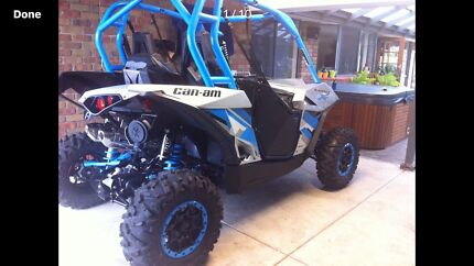 2016 Can-Am 1000R X DS TURBO Woodcroft Morphett Vale Area Preview